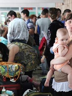 Адаптация беженцев вошла в перечень общественно полезных услуг