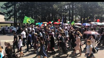 """Марш-акция """"Мы вернулись!"""" прошла в День возрождения карачаевского народа"""