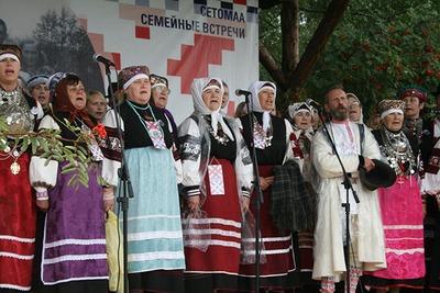 В Псковской области спасают исчезающий народ сето