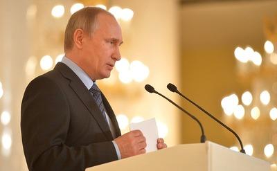 Путин: Сбережение русского языка — это вопрос сохранения идентичности