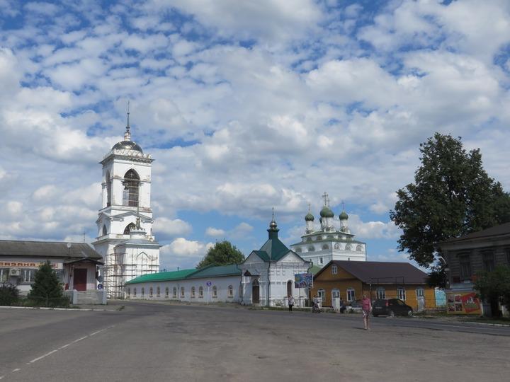 Мстёра, Владимирская область