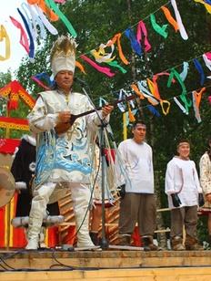 """Кочующий фестиваль """"Манящие миры"""" стартовал в Западной Сибири"""