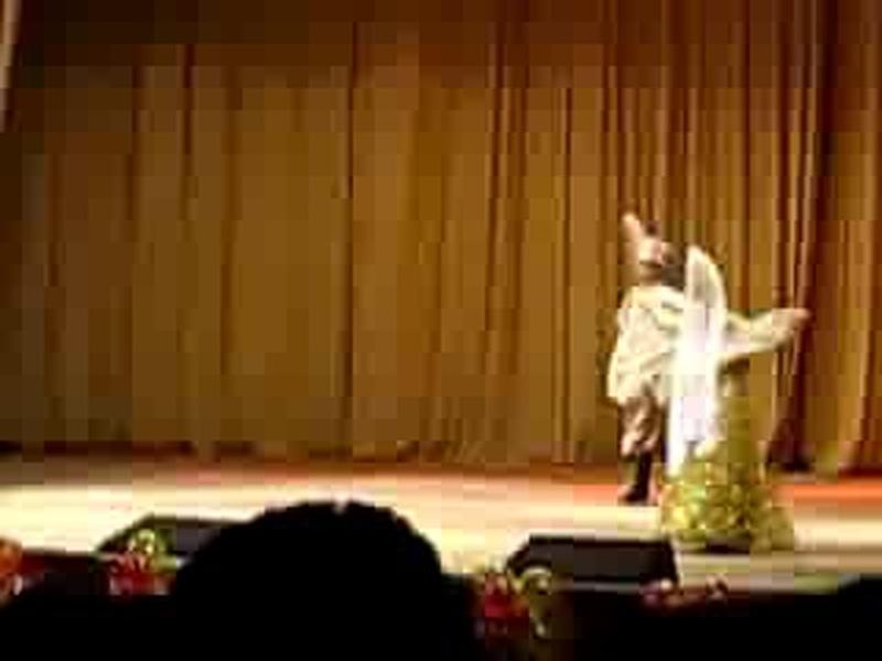 """Адыгейский и кабардинский танец """"Исламей"""""""