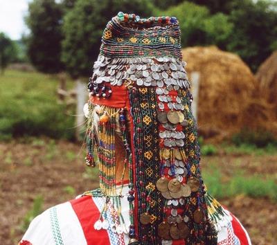 Уникальные чувашские головные уборы демонстрируются на выставке в Башкирии