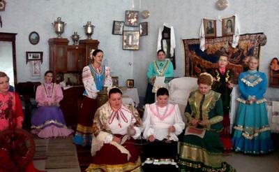 """В Махачкале проходит выставка """"Этноуголок. Терские казаки"""""""
