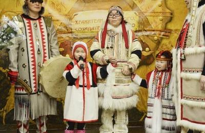 На Таймыре состоялся показ традиционной одежды коренных Северян