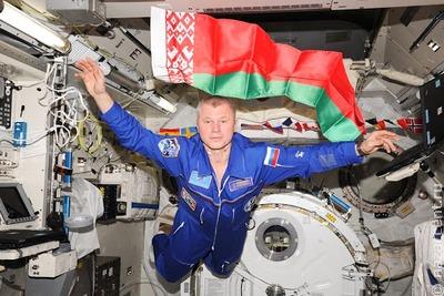 Член национально-культурной автономии белорусов улетел в космос