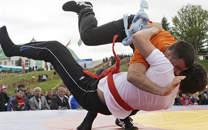 Владикавказ примет фестиваль культуры и спорта народов Кавказа