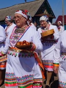 Марийскую Пасху отметили в культурной столице финно-угорского мира
