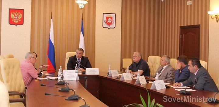 Политику межнациональных отношений в Крыму обсудили без крымских татар
