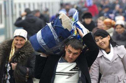 Эксперты: Миграционный прирост в России в 2017 году достигнет 220 тысяч человек