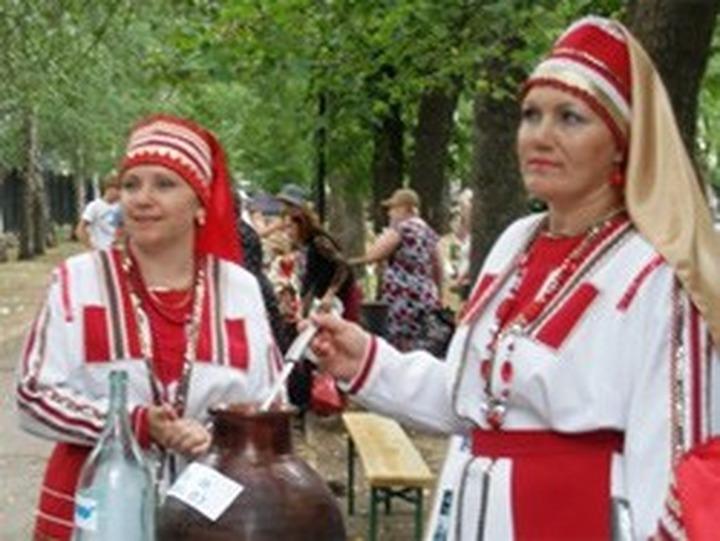"""Мордовский праздник """"Масторавань тундо"""" отметили в Самарской области"""
