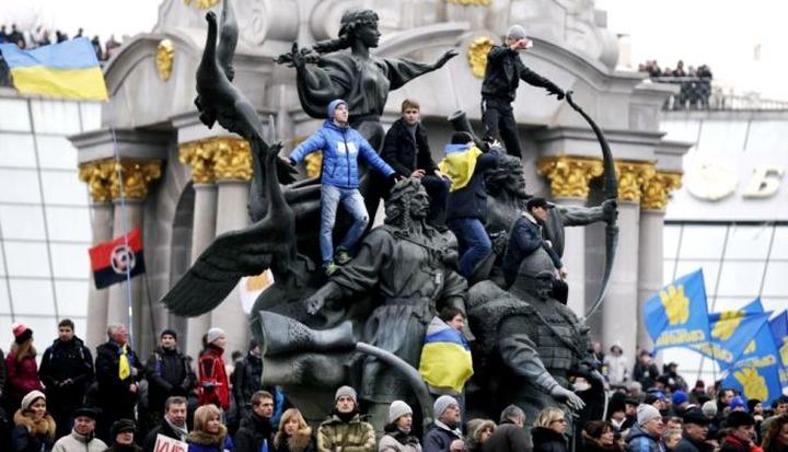 Украинские националисты: Русские для нас не враги