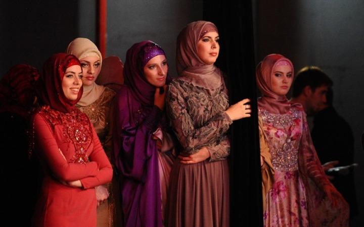 В Грозном открылся дворец мусульманской моды