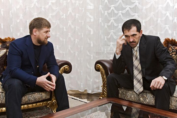 Парламент Ингушетии обвинил чеченские власти в подрыве конституционного строя