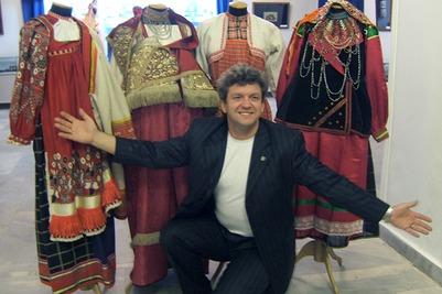 В Ульяновске открывается выставка старинных русских костюмов