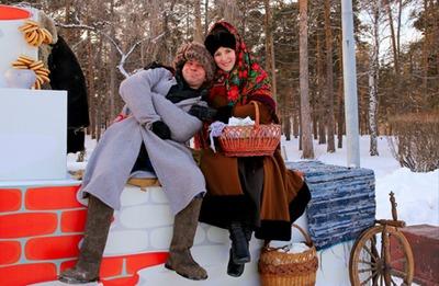 На Николу зимнего пять тысяч челябинцев съели пять центнеров пельменей