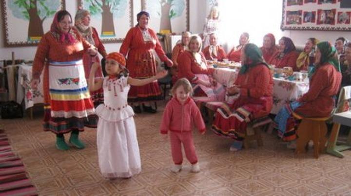 Башкирские чуваши отметили Сурхури