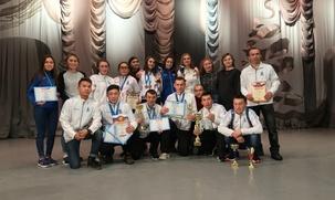 Кубок России по северному многоборью завоевала команда Ямала