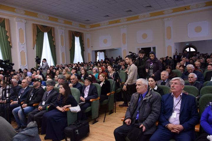 Проблемы даргинского языка обсудили на форуме в Дагестане