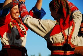 В России назвали 10 самых популярных этнофестивалей