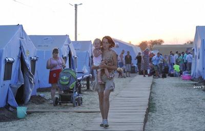 Эксперт: Средства от закрывающихся пунктов помощи украинским беженцам должны быть распеределены