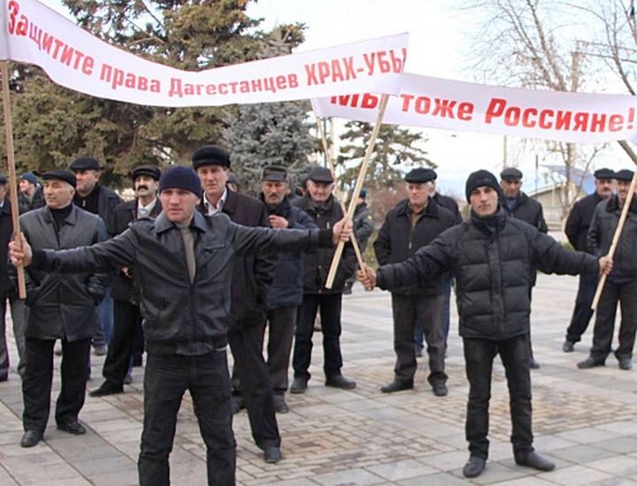 В Дагестане переселенцы из Азербайджана недовольны отсутствием информации о строительстве села