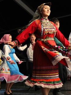 Международный танцевальный фестиваль соберет в Карелии лучших финно-угорских танцоров