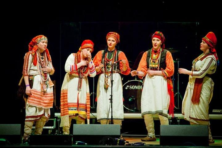 В Самаре увлеклись мордовским фольклором
