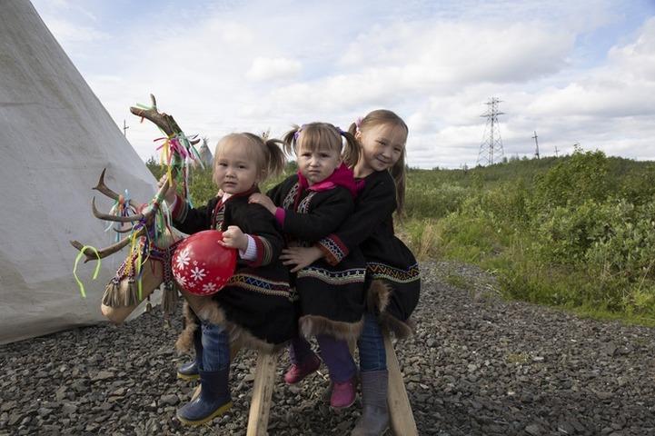 Этнический лагерь для детей откроется в Норильске