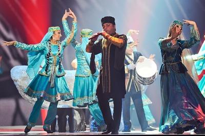 В Москве завершился V фестиваль культуры народов Кавказа
