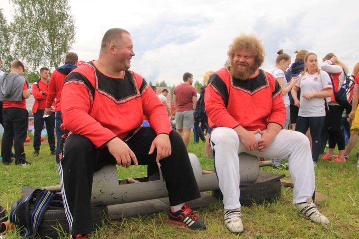 """Фестиваль национальных видов спорта """"Русский мир"""" в Истре"""