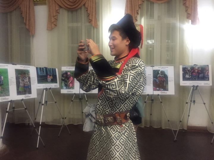"""Выставка """"Дети России"""" открылась в Улан-Удэ"""