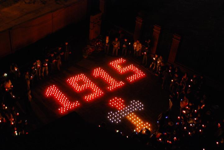 Путин примет участие в мероприятиях к 100-летию геноцида армян
