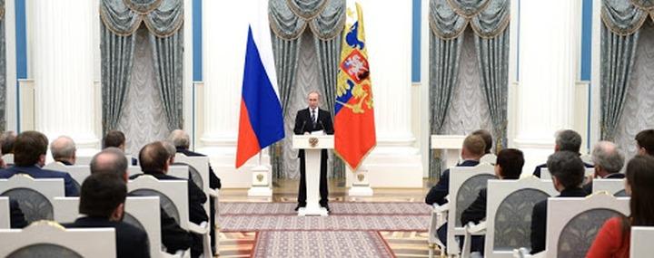 Начался прием заявок на премию президента РФ за вклад в укрепления единства нации
