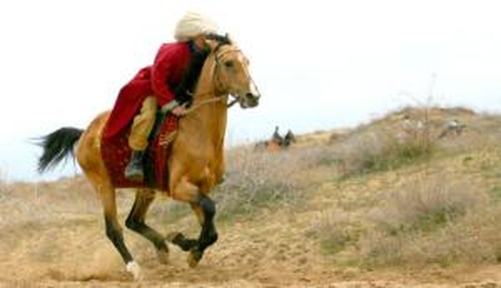 В Дагестане метали камни и завоевывали призы
