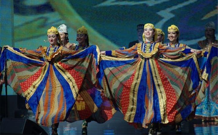 Фестиваль песни и танца народов мира пройдет в Воронеже