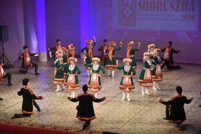 Открытие культурной столицы финно-угорского мира прошло в Марий Эл