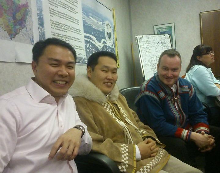 В Дудинке открылся съезд Ассоциации коренных малочисленных народов Красноярского края