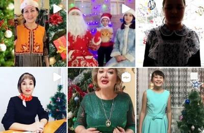 В Башкортостане запустили флешмоб поздравлений на национальных языках