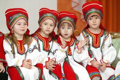В Тюменской области завершился мордовский фестиваль