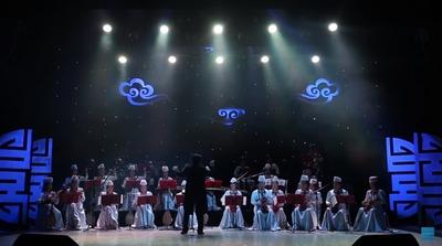 """""""Имперский марш"""" из """"Звездных войн"""" сыграли на бурятских инструментах (видео)"""