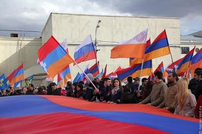 Жертв геноцида армян вспомнили в Москве