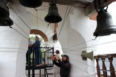 Фестиваль колокольных звонов собрал звонарей со всей России