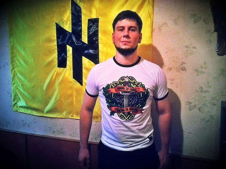 "Националист Железнов: В ""Азове"" пара десятков русских"