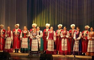 Кубанский казачий хор отменил гастроли по Украине