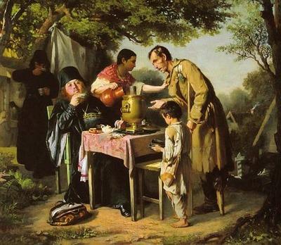 Ценителей чайных традиций отправят в Москву
