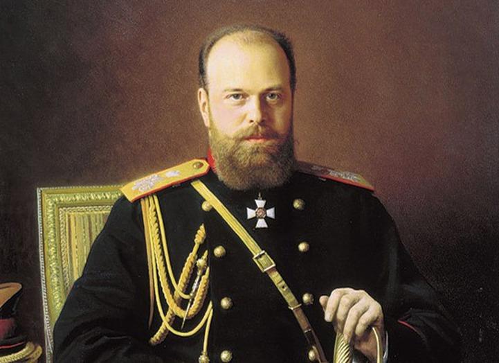 """Уфимца приговорили к исправительным работам за """"экстремистский"""" портрет Александра III"""