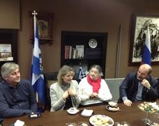 В России греческие общины отмечают День независимости Греции