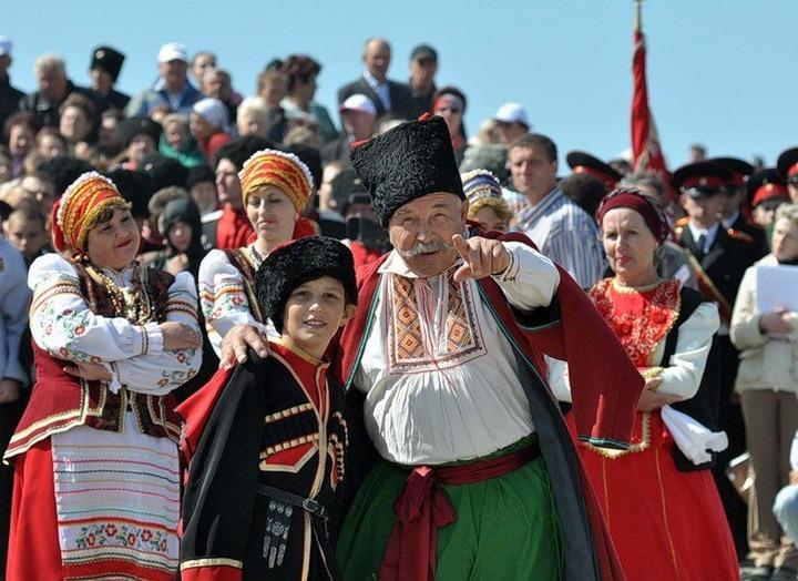 """В Тюмени завершился казачий """"Благовест"""""""